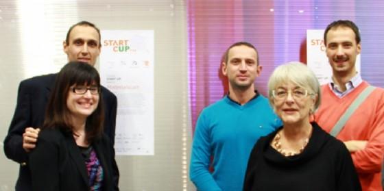 MaterialScan: la startup triestina è in concorso per 'Storie di Economia Circolare'