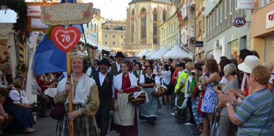 Il Gruppo dei Costumi Tradizionali Bisiachi sfilerà per il 22° anno consecutivo al Kirchtag di Villaco