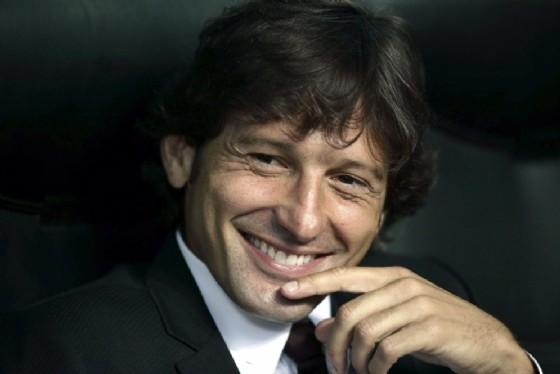Il nuovo direttore dell'area tecnica rossonero Leonardo