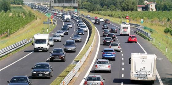 Esodo estivo: autostrade del Fvg sotto pressione