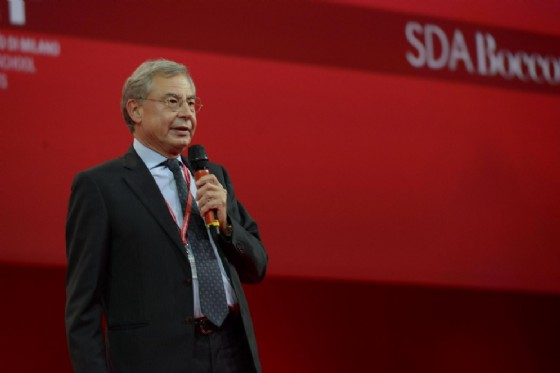 Gianluigi Vittorio Castelli, presidente di Ferrovie dello Stato italiane