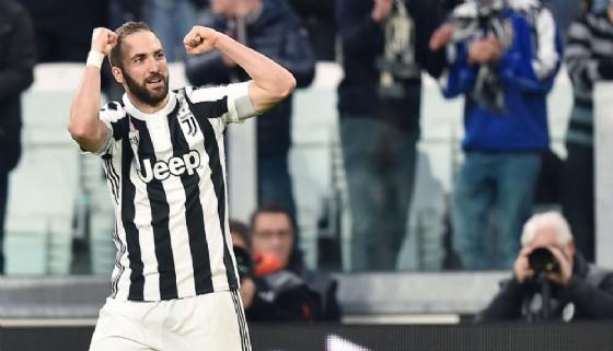 Gonzalo Higuain, centravanti della Juventus e della nazionale argentina, ad un passo dal Milan
