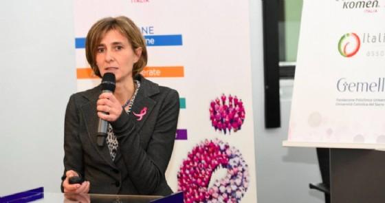 La dottoressa Giovanna Chiorino