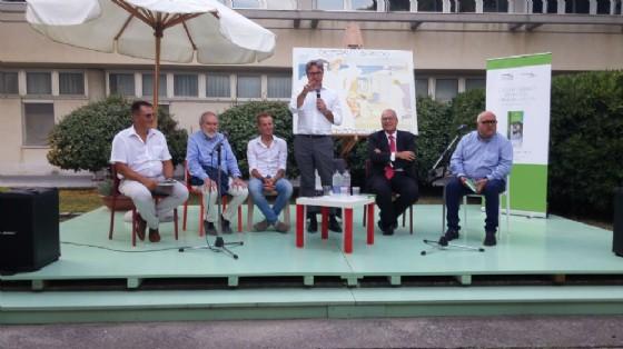 Bini: «FVG destinazione ideale anche per vacanze in bici»