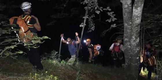 Ritrovati scout dispersi a Tramonti di Sopra: stanno bene