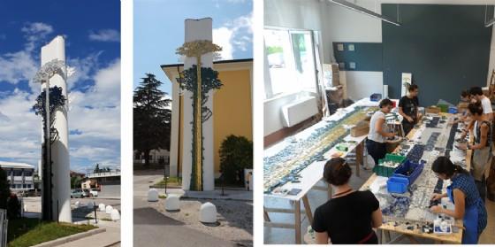 """Il progetto """"Start Up Mosaico"""" e Fondazione Friuli riqualificano la Scuola Mosaicisti di Spilimbergo"""