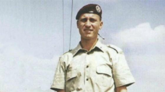 Un'immagine d'archivio del militare di leva siracusano Emanuele Scieri