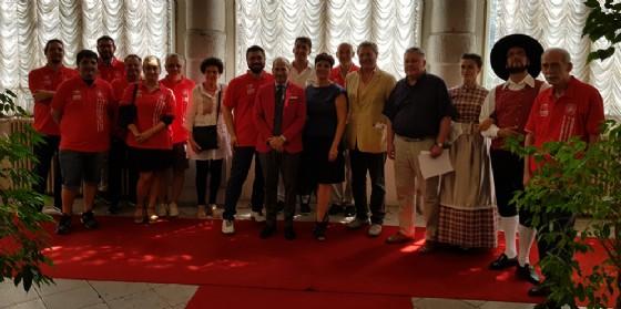 Presentato a Gorizia in Festival Mondiale del Folklore