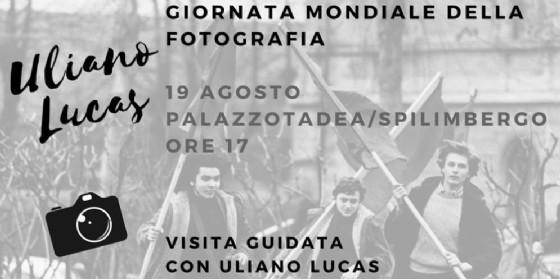La Giornata Mondiale della Fotografia a Spilimbergo