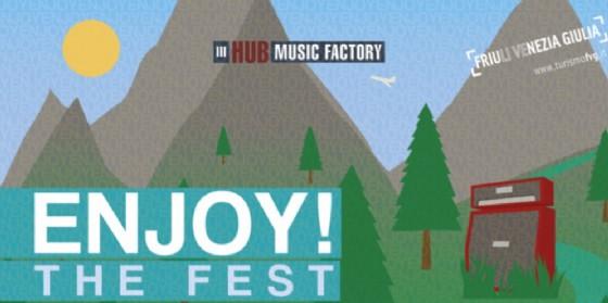 Enjoy! The Fest: il nuovo festival al Parco del Rivellino