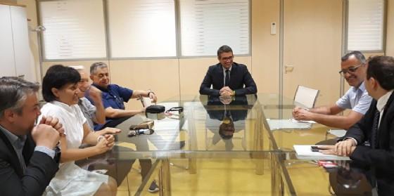 Roberti ai sindaci del Collio: «bene gli accordi territoriali»