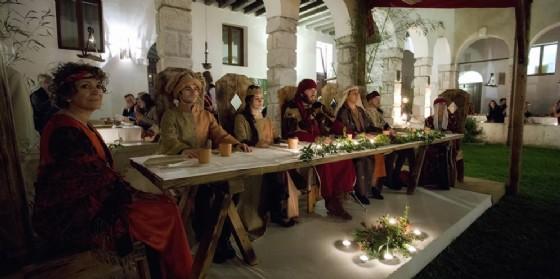 Medioevo a Valvasone: la cena storica sarà un inno alla cucina francese dell'età di mezzo
