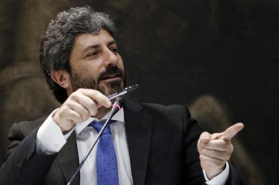 Roberto Fico, presidente della Camera dei Deputati