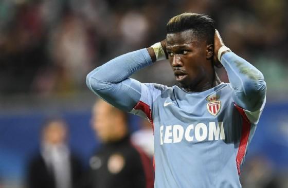 Keita Balde, attaccante senegalese del Monaco