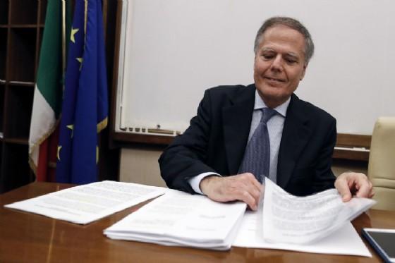 Enzo Moavero Milanesi, ministro degli Esteri