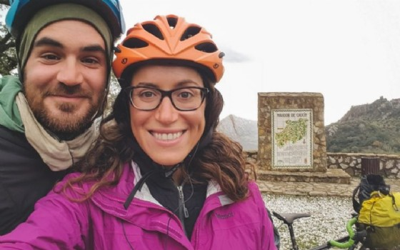 Jay Austin e Lauren Geoghegan, i due ciclisti americani uccisi dall'Isis in Tagikistan