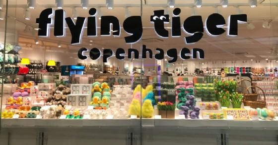 Punto vendita «Flying Tiger Copenhagen»