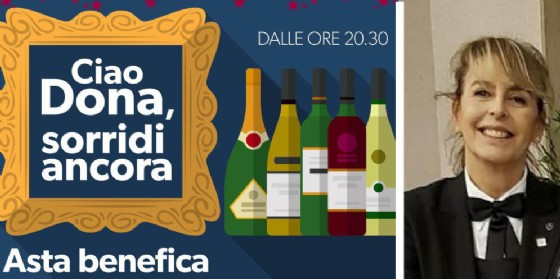 Un'asta benefica in ricordo di Donatella Briosi