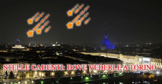 San Lorenzo, notte di stelle cadenti: i 5 posti migliori dove vederle a Torino