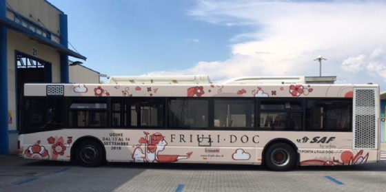 Friuli Doc presenta la mappa dei trasporti 2018