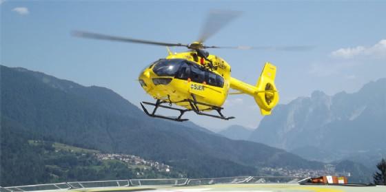 Precipita dallo Spigolo nord dell'Agner: ferito 40enne tolmezzino