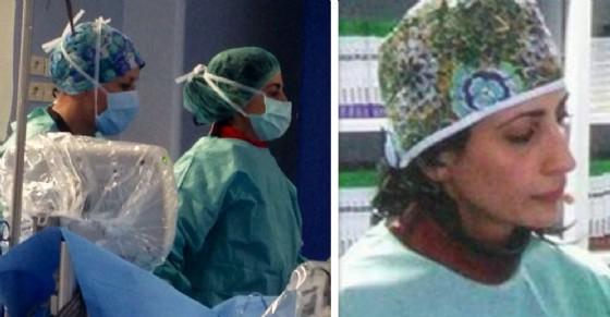 La dottoressa Tiziana Claudia Aranzulla
