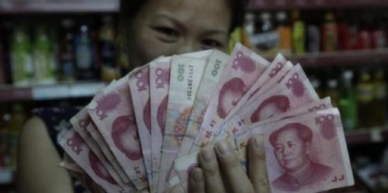 Banconote cinesi