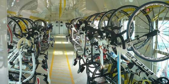 Sacile-Maniago prima linea del FVG dove le biciclette viaggiano gratis