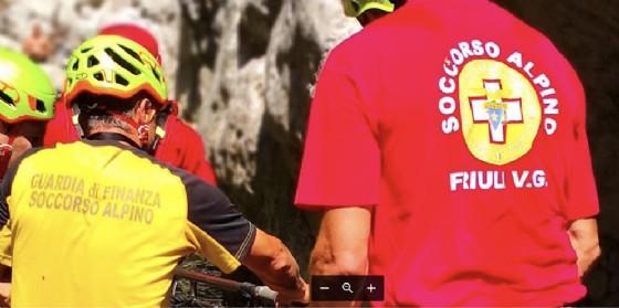 Escursionista austriaco ferito durante un'escursione di canyoning nel Torrente Viellia