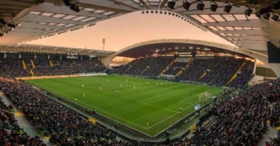 Dacia Arena: resa pubblica la lettera della famiglia Pozzo e Fontanini