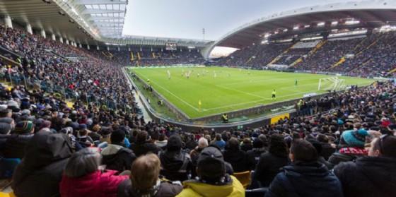 Calcio, l'Udinese riapre la campagna abbonamenti