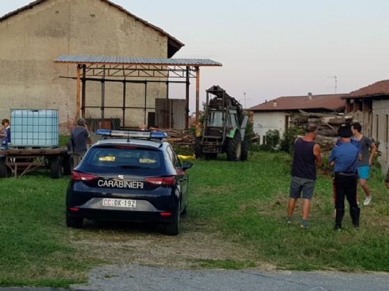 Agricoltore muore schiacciato dal suo trattore: dramma a San Martino Canavese
