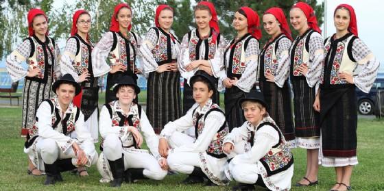 Festival Mondiale del Folklore: anteprima a Cormòns con il gruppo della Moldavia