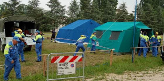 Protezione civile: Camp per giovani rinviato causa maltempo