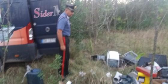 Pluripregiudicato e in Italia senza fissa dimora arrestato per furto