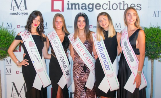 Udine, scelta miss RedCarpet Friuli Venezia Giulia 2018