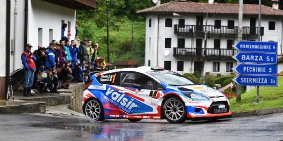 54° Rally del Friuli Venezia Giulia: vittoria-bis per Albertini