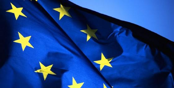 Bandiera dell' Unione Europea