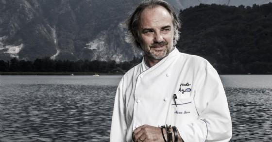 Lo chef Marco Sacco
