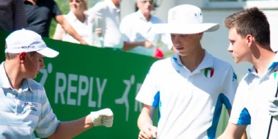 Golf, l'inglese Conor Gough guida la classifica della Reply Championship