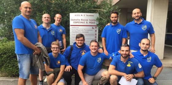 Gorizia Rugby per il dono del sangue: quando lo sport diventa solidarietà