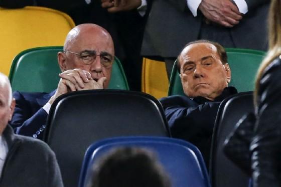 Adriano Galliani e Silvio Berlusconi sono stati amministratore delegato e presidente del Milan dal 1986 al 2017