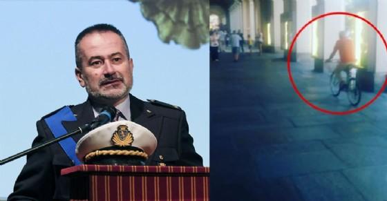 Il comandante Emiliano Bezzon