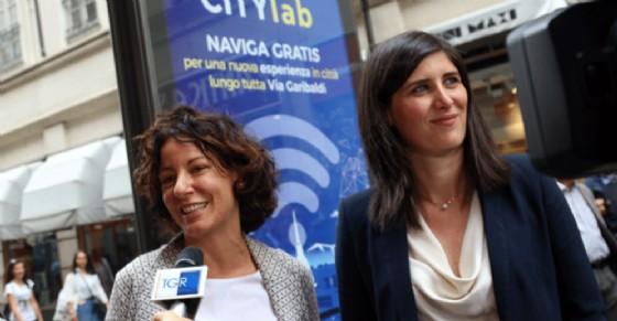 Wi-Fi e 5G: in via Garibaldi connessione gratuita per una Torino sempre più tecnologica