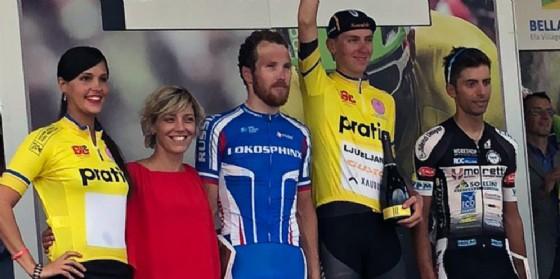 Giro ciclistico internazionale del FVG: vetrina per i giovani e trampolino di lancio per i grandi campioni