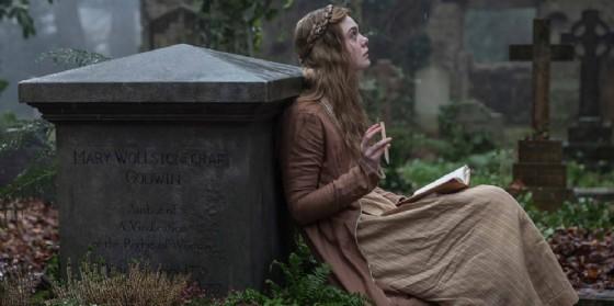 Mary Shelley al Visionario in versione originale