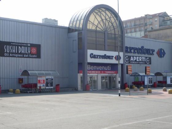 Carrefour corso Turati