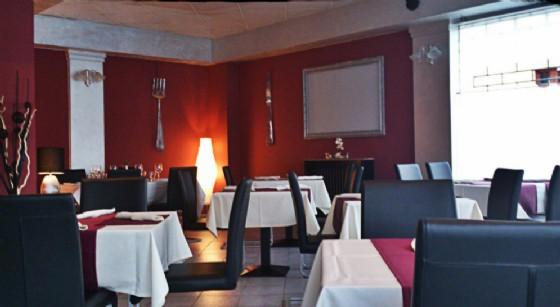 Interno del ristorante QB