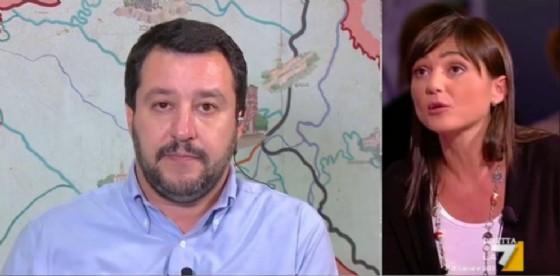 Immigrazione, Serracchiani contro Salvini: «Le sue parole restano chiacchiere»