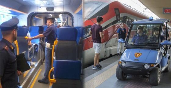 Molestie sul treno, maniaco mostra preservativo a una ragazza: «Andiamo in bagno»